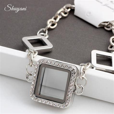 aliexpress buy 2016 floating locket charms bracelet