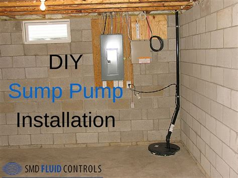sump in basement diy sump make install your own basement sump