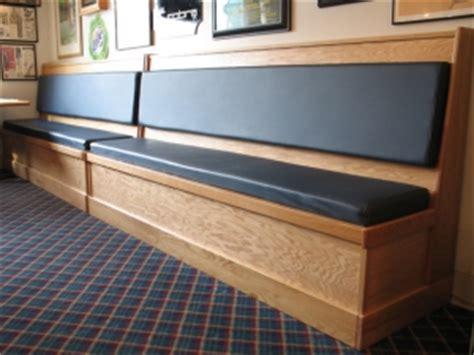 bench for restaurant benches restaurant room ornament