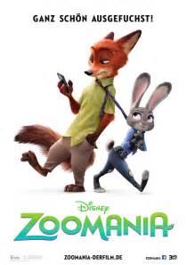film disney zootopie zootopia 2016 poster 1 traileraddict