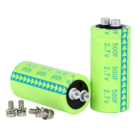 how to use ultra capacitor as battery d cell power 500f 500 f farad 2 7v capacitor cap ultra battery jpg