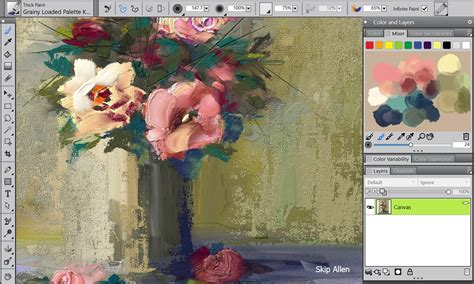 best l for painting digital painting software corel painter 2018