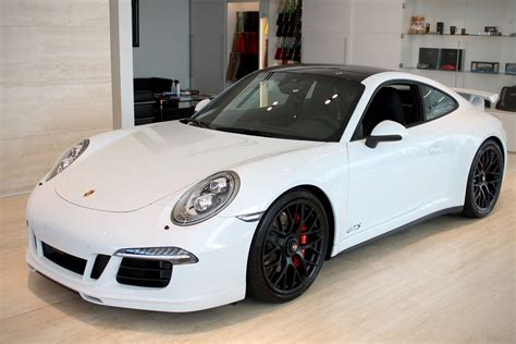 porsche 911 gts white used 2015 porsche 911gts gts roslyn ny