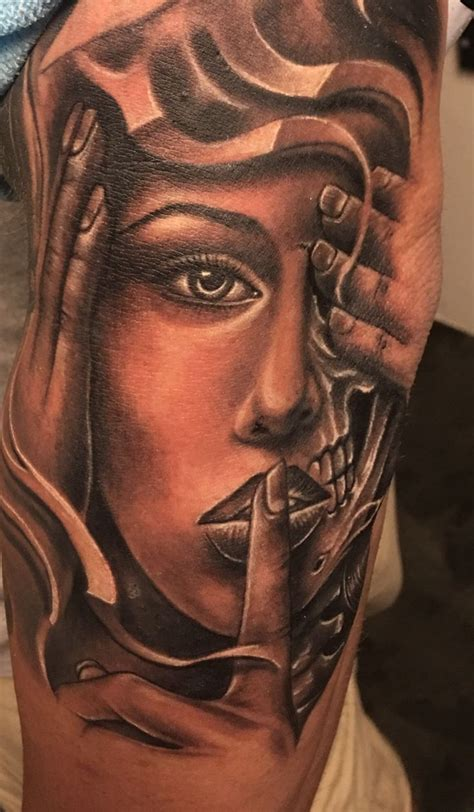 hear no evil tattoos best 20 evil tattoos ideas on