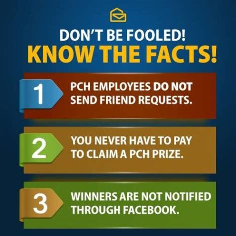 How Does Pch Notify Winners - how are pch winners notified caroldoey