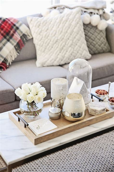 decor for coffee table best 25 coffee table tray ideas on coffee
