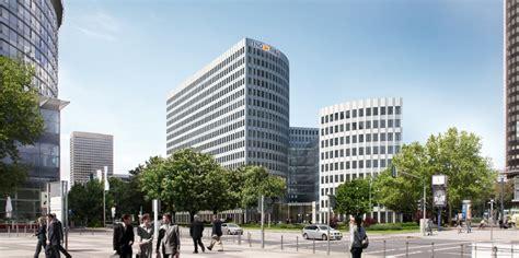 diba bank frankfurt leo poseidon haus wurde revitalisiert und erweitert