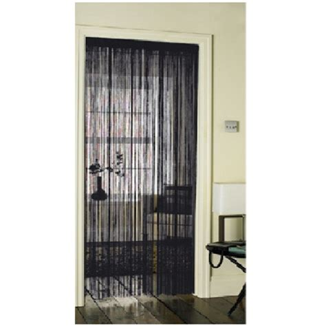 screen curtain door string curtains for doors windows dividers fly screen