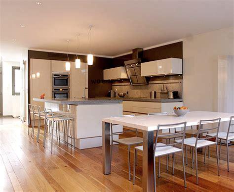 Am Nager Une Cuisine Ouverte 4071 by Cuisine Salle A Manger Maison Design Wiblia