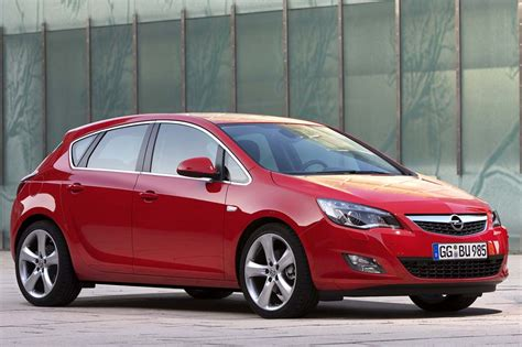 Opel Astra 2010 by Opel Astra 2010