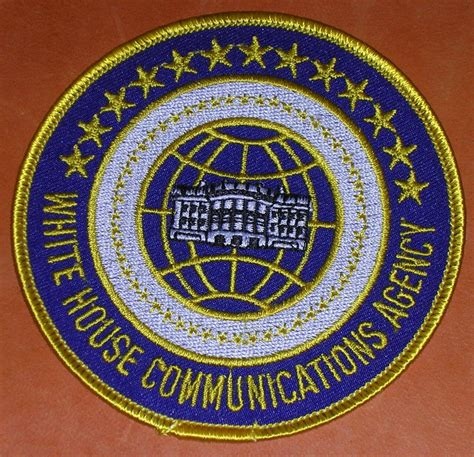 white house communications agency white house communications agency patch