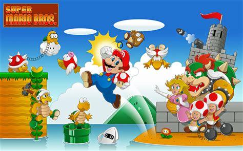 Mario Bros 30 mario bros officially turns 30 by brisbybraveheart