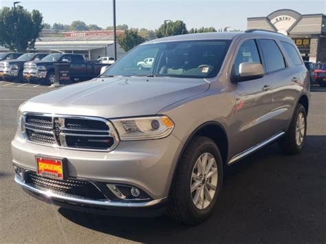 New Dodge Colors For 2020 by 2019 Dodge Durango Exterior Colors Change Cargo Space