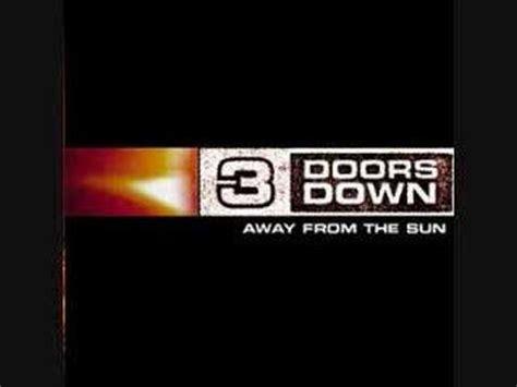 Three Doors When I M Lyrics by 3 Three Doors When I M With Lyrics