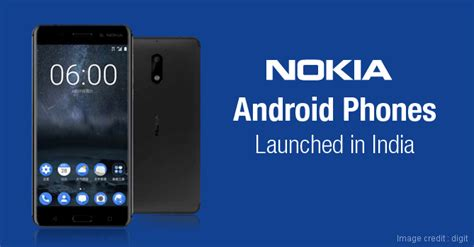 When Android Launched In India image of nokia android phones launched in india my india