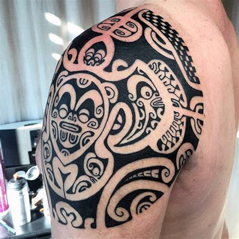 maori tattoo designs shoulder 100 maori designs for new zealand tribal ink ideas