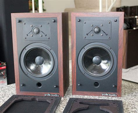 small bookshelf speakers that impressed you polk audio