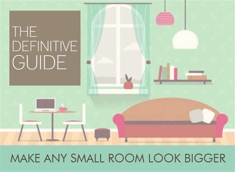 how to make a small room feel bigger the make room the definitive guide to making any small
