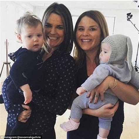 is savannah guthrie having a second baby savannah guthrie flaunts her baby bump for fit pregnancy