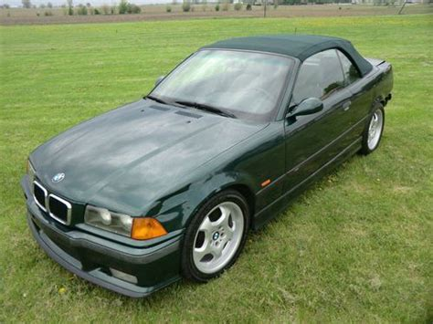 99 Bmw M3 by Find Used 99 Bmw M3 Convertible Automatic In Plainfield