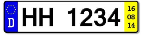 Kfz Versicherung 5 Tages Kennzeichen by Kurzzeitkennzeichen Versicherung Evb Nummer Ausland