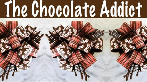 How To Make Chocolate Decorations by Chocolate Decorations How To Make A Delicious Chocolate