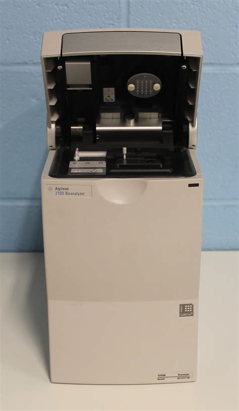 chip reader refurbished agilent technologies g2938b 2100 bioanalyzer