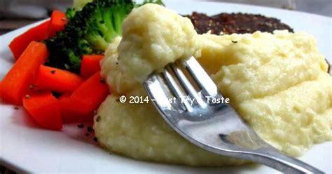 cara membuat salad sayur restoran creamy mashed potato yuk membuat kentang tumbuk laziz a