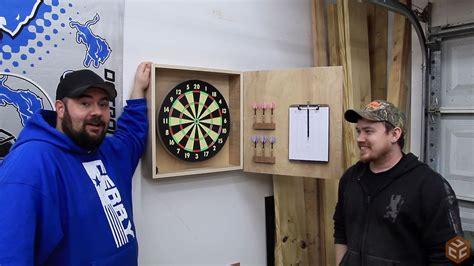 custom dart board cabinet a dartboard cabinet for the shop jays custom