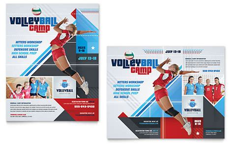 sport poster templates sports fitness poster templates word publisher