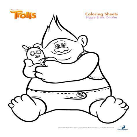 imagenes para pintar trolls trolls para colorear imagenes para colorear dibujos
