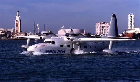 pan am flying boat the most famous flying boat airliners were the pan am