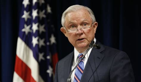 jeff sessions staff attorney general jeff sessions speaks during a press