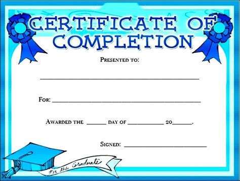 practical completion certificate template sle templates