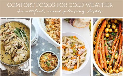 comfort food for a cold 4 crowd pleasing comfort food dishes for cold weather