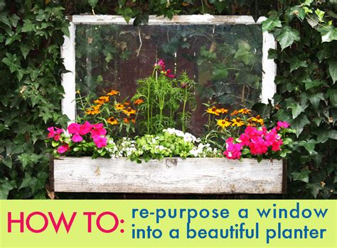 how to re decorate the outside of your dolls house youtube how to re purpose an old window into a beautiful planter