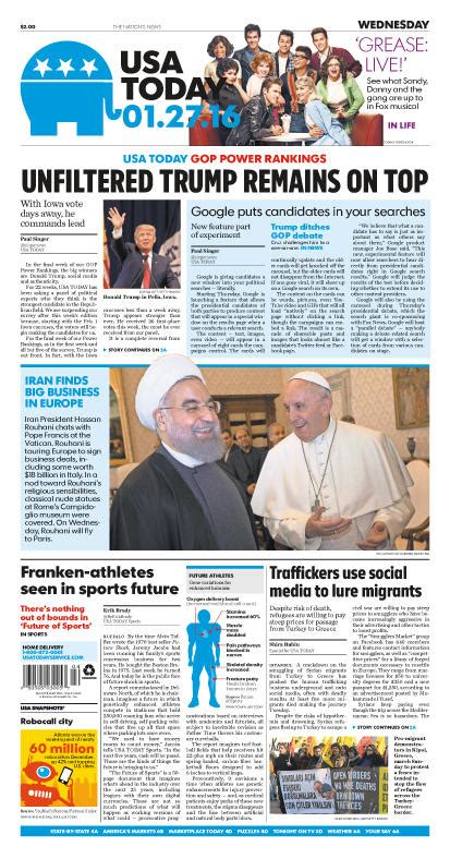 usa today previous issues 2016 usat january 2016 usa