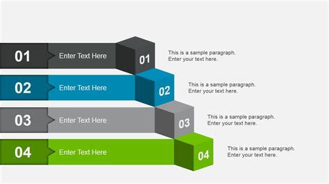 awesome powerpoint templates awesome business diagrams template for powerpoint slidemodel