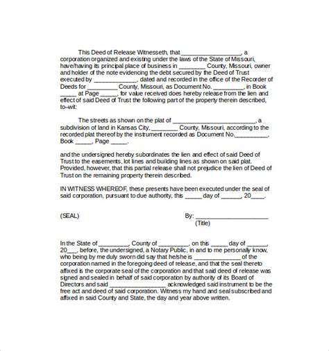 Novation Agreement Template