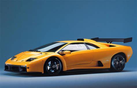 90s Lamborghini Year 1990