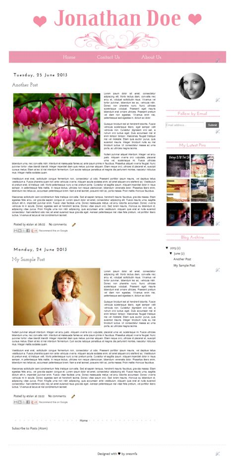 free blogger templates for graphic designers luvly graphic design blog symufa premade blogger