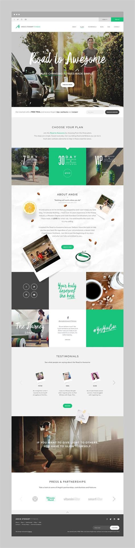 layout web ideas best 25 newsletter design ideas on pinterest newsletter