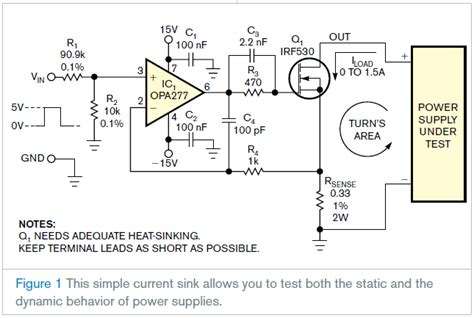 Programmable Current Sink will this modified programmable current sink work