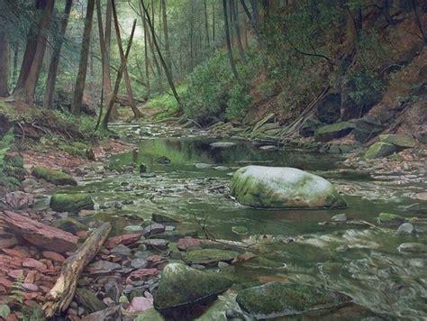 imagenes de paisajes oleo cuadros pinturas oleos hermosos paisajes naturales