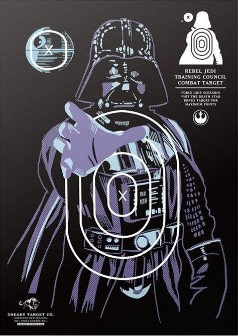 Printable Star Wars Targets | star wars shooting targets for the empire pinterest