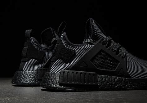 Sepatu Adidas Nmd Black White Anmd Bw adidas nmd xr1 black boost release date sneakernews