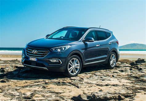 Santa Fe Auto by Review 2017 Hyundai Santa Fe Review