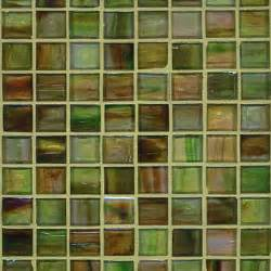 Green with envy glass mosaic tile new york by