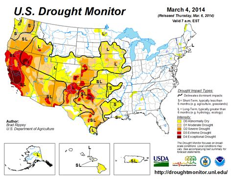 us drought map pin maps on