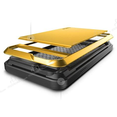 Verus Iphone 6 Damda Slide Shine Gold verus iphone 6 plus 6s plus damda slide special yellow kılıf